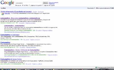 comunactivo en Google.es