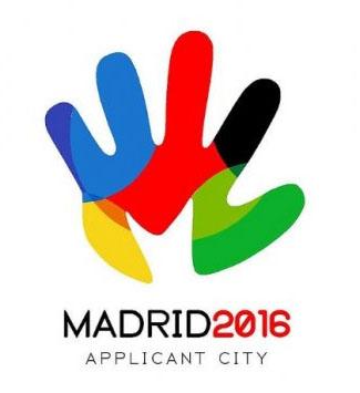 Logo Madrid 2016 Olimpiadas