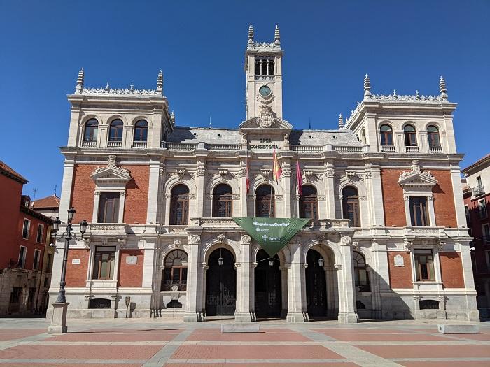 La Plaza-Mayor Valladolid 2020