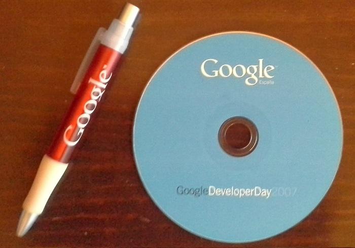 Google Developer Day regalo de Eclipse y otros programas para el Lider de La Secta del Marketing Digital
